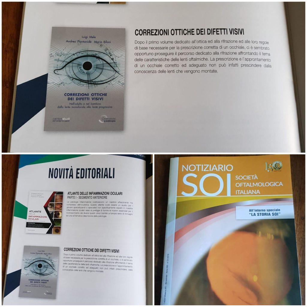 Notiziario SOI - Società Oftalmologica Italiana Maggio 2019